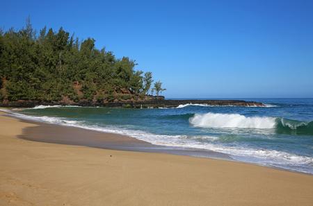 kauai: Lumahai Beach, Kauai, Hawaii
