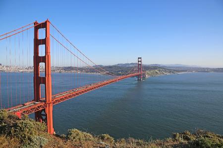 strait: Golden Gate Strait- California
