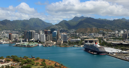 honolulu: Downtown Honolulu - Oahu, Hawaii