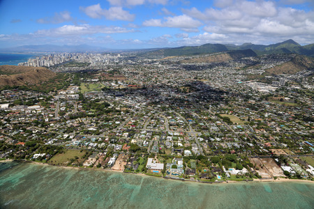 agglomeration: Agglomeration of Honolulu - Oahu, Hawaii