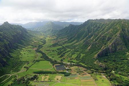 Kaaawa Valley - Oahu, Hawaii