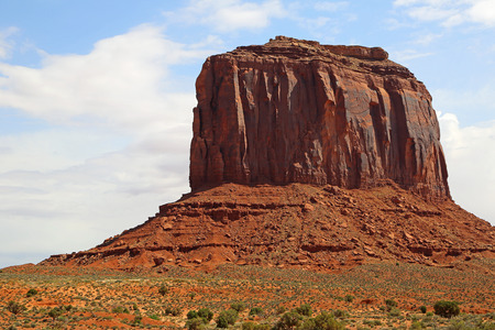 butte: Merrick Butte - Arizona