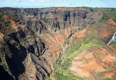 kauai: Waimea Canyon - Kauai, Hawaii