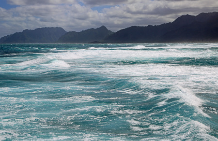 Oahu: Coast of Oahu, Hawaii
