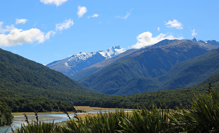 Makarora Valley, New Zealand
