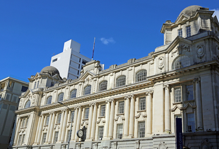 Historic Post Office building, Auckland, New Zealand
