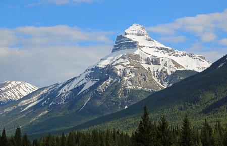 Pilot Mountain, Banff NP, Canada