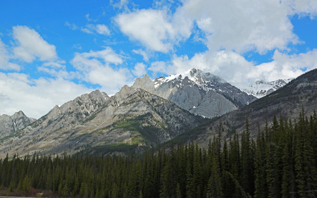 Rocky Mountains, Banff NP, Canada
