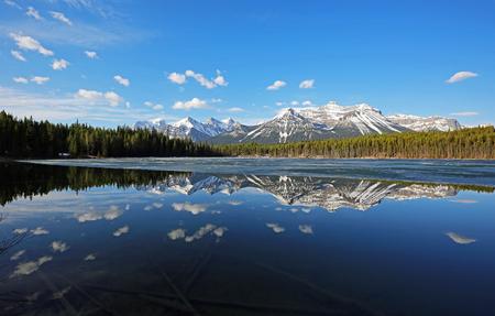 Herbert Lake - Banff NP, Canada