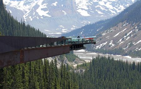 The Skywalk, Alberta, Canada