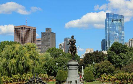 Boston Public Garden, Boston- Massachusetts