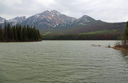 Pyramid Lake, Jasper NP, Canada