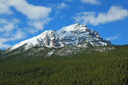 Franchere Peak, Jasper NP, Canada