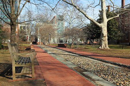 Idyllic Independence Square, Philadelphia
