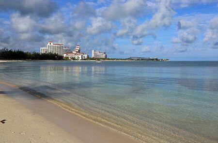 Hotels on Goodman Bay, Bahamas