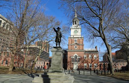 John Barry statue, Philadelphia Editöryel