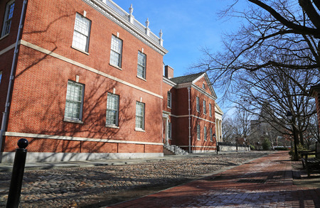 Library Street and American Philosophical Society, Philadelphia