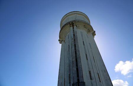 The water tower, Nassau, Bahamas