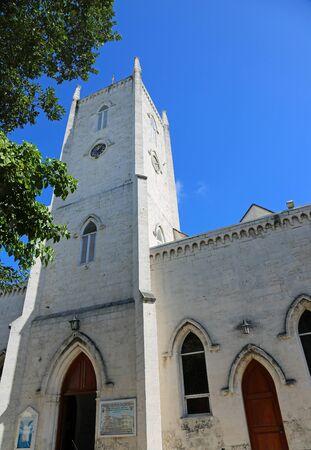 Christ Church Cathedral, Nassau, Bahamas