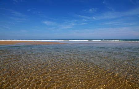 The beach on Venus Bay - Victoria, Australia
