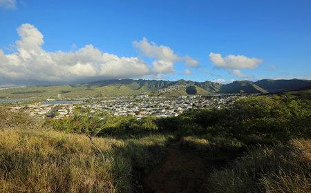 View at Maunalua -  Oahu, Hawaii