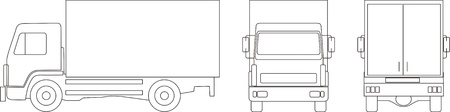miscellaneous: sidebar lorry in miscellaneous projection
