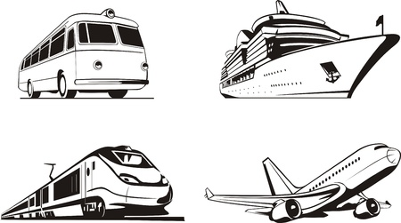 transportation passenger by all means of transport