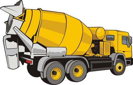 building mixer for concrete