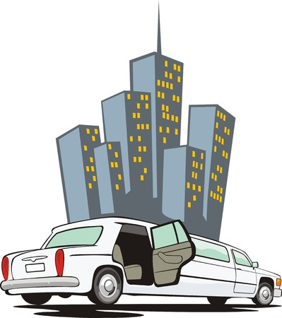 1,938 Limousine Stock Vector Illustration And Royalty Free ...