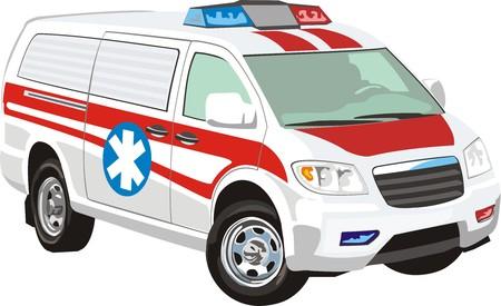 crew:  car fast medical help