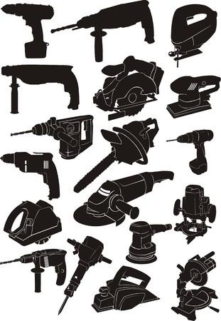 reeks silhouet handleiding elektrisch instrument