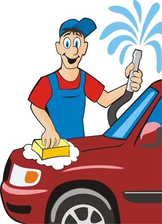 briliance: car wash sign