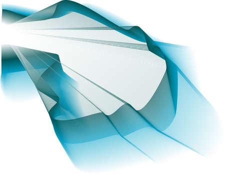 elegant  wave
