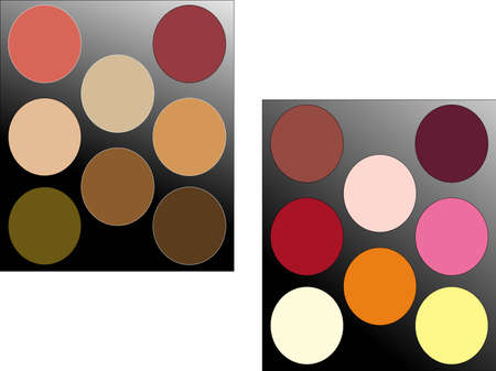 concealment: set the palette for professional make-up