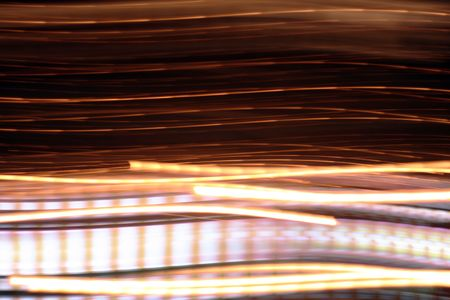 abstract background - light lines, motion blur
