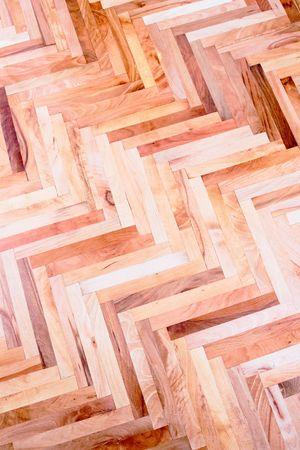 mixflooring: abstract parquet - wooden floor