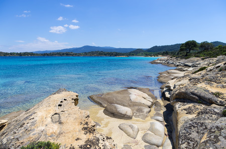 sithonia: Amazing scenery in Sithonia, Chalkidiki, Greece