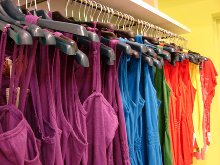 various color dress Stock Photo - 1631465