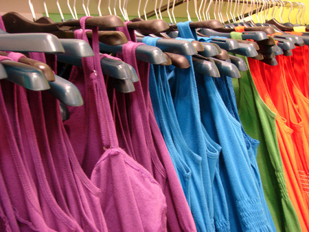 various color dress Stock Photo - 1631460