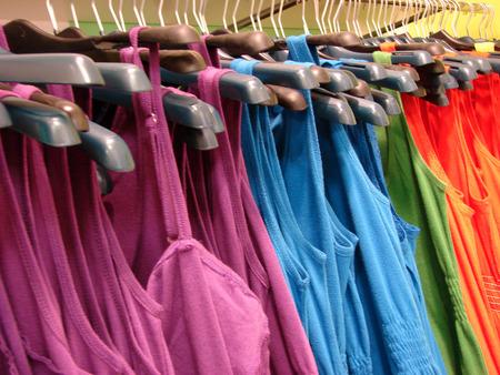 vaus color dress Stock Photo - 1631460