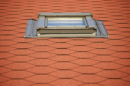roof window and pattern photo