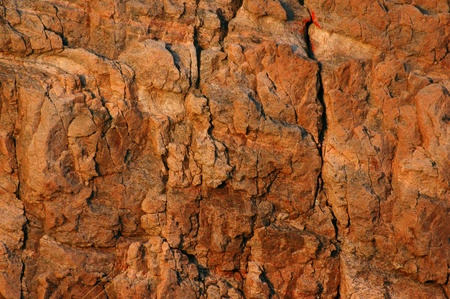 seamless warm colored stone texture Stock Photo - 12945435