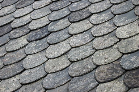 rooftiles: roofing tiles on roof