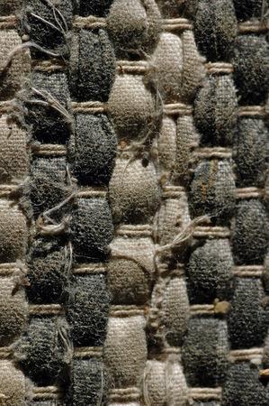 handmade carpet pattern closeup photo