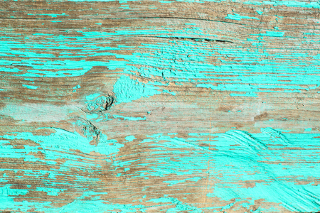 not painted: Old wooden structure of a background with the cracked paint. Not painted Stock Photo