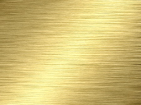 gold metal background Stock Photo - 9483133