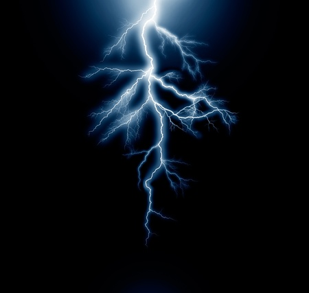 the lightning photo