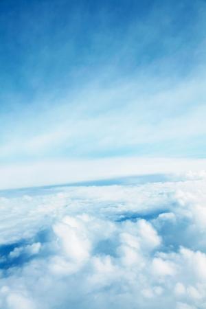 Panorama Cloudscape  Фото со стока