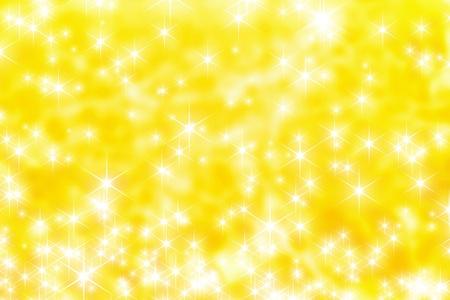 gleam: glittering background
