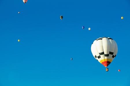 Hot Air Balloon Stock Photo - 11832479